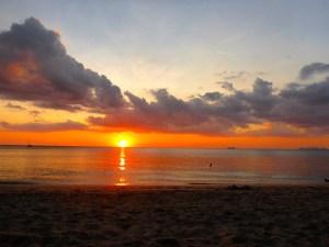 Sunset - Koh Lanta, Krabi, Thailand