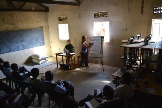 South Sudan - teaching