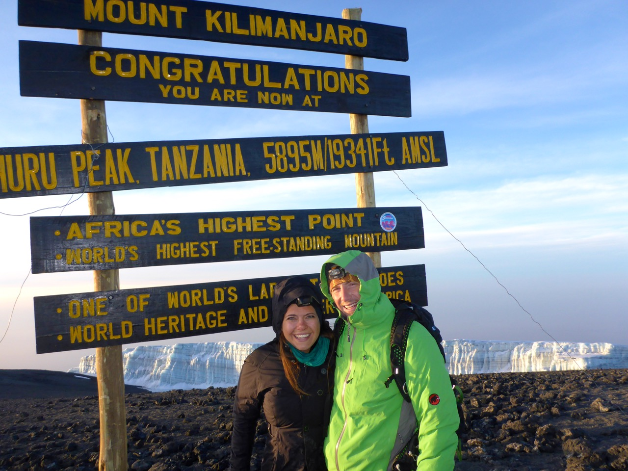 Kilimanjaro Summit Day Uhuru Peak
