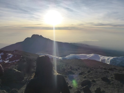 Kilimanjaro Summit Day