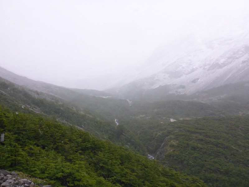 John Gardner Pass - Torres del Paine, Patagonia, Chile
