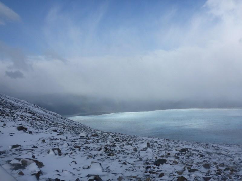 John Gardner Pass - Torres del Paine: Patagonia Chile