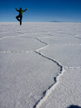 Uyuni Slat Flats, Bolivia