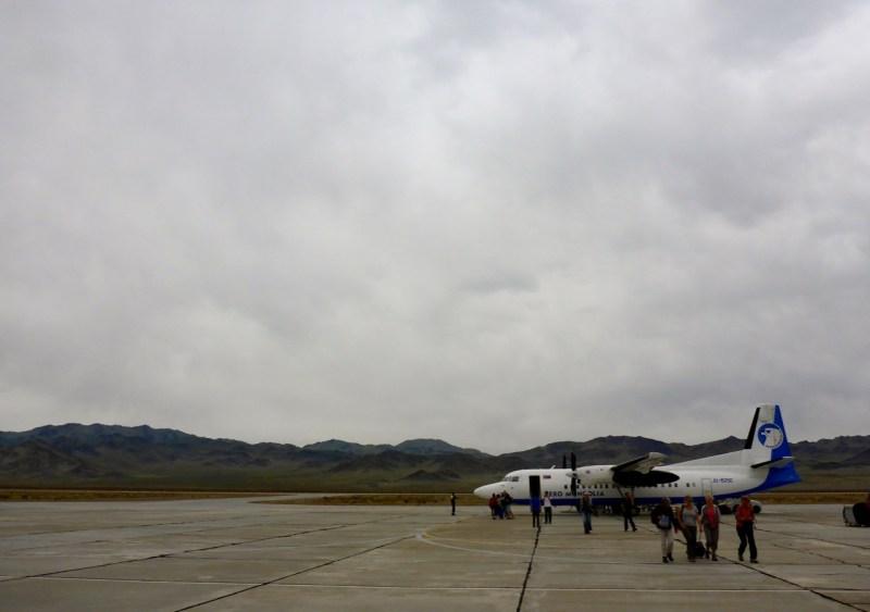 Ölgii Airport