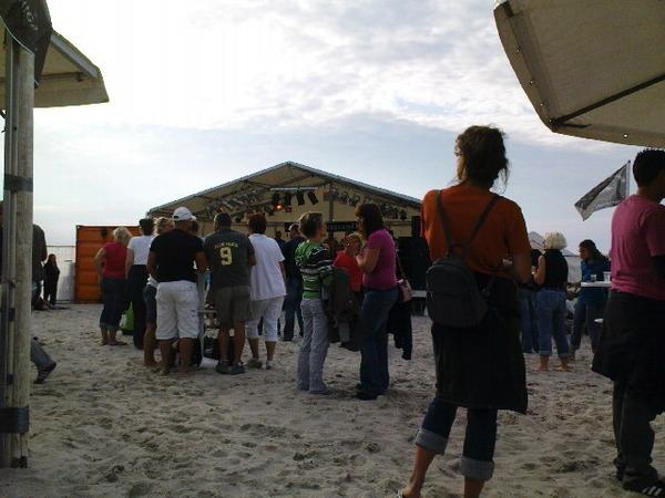 Open Air Festival 2009 - Düne Helgoland