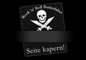 rockn roll butterfahrt - September 2009 auf Helgoland