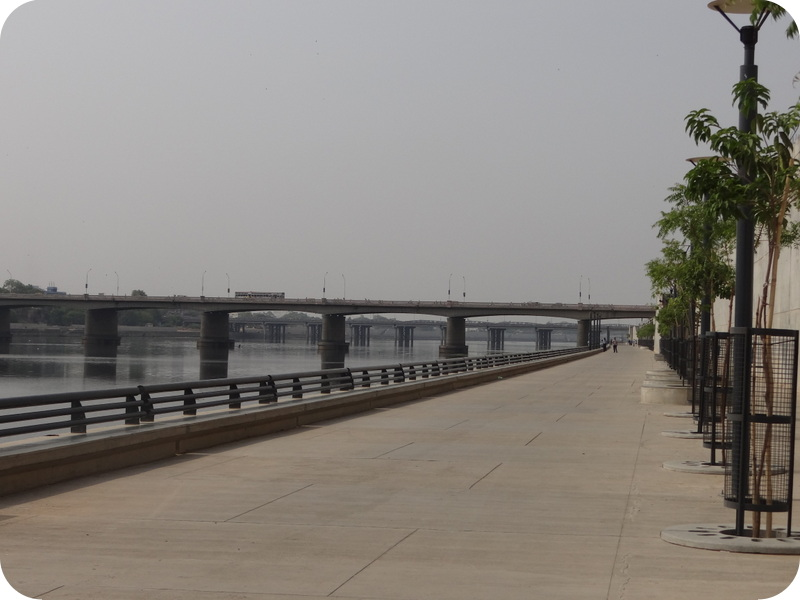 Sabarmati Riverfront: enhancing the distinctive character of Ahmedabad