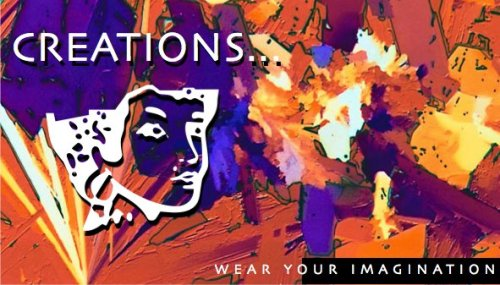 Creations... wear you imagination..!!