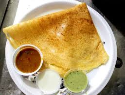 Masala Dosa at Balan Dosa