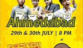 The Comedy Factory In Ahmedabad