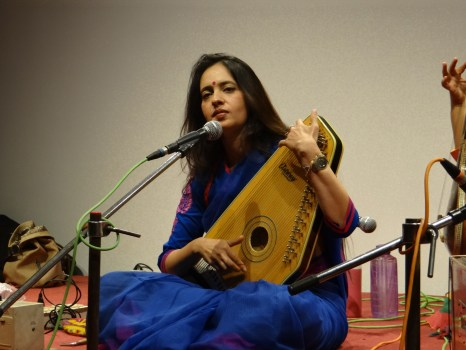 """A youthful upcoming vocalist of Hindustani classical music Viraj Amar presented """"Khayal Gayiki"""" before the listeners"""