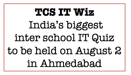 TCS IT Wiz is India's biggest inter-school IT quiz competition