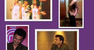 Pictures from Chef Vikas Khanna's visit to Ahmedabad