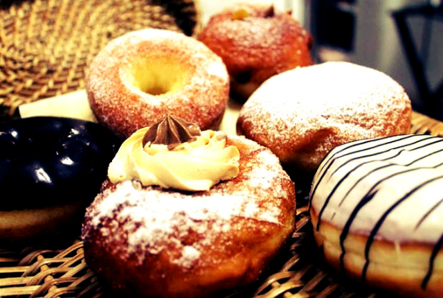 Doughnuts at Chocolárt, Hyatt Ahmedabad | Life is good, Donuts make it even better!