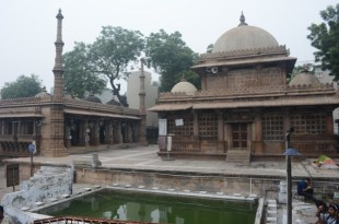 Photo © Jay Thakkar | Rani Sipri Mosque