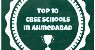 Top 10 cbse schools in Ahmedabad