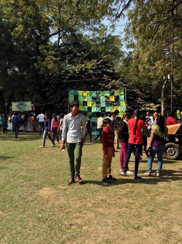 Makerfest 2014 at NID Ahmedabad| Photo © Kathak Mehta