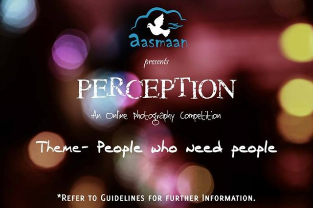 PERCEPTION: An Online Photography Competition