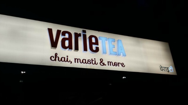 VarieTea:  A paradise for tea lovers in Ahmedabad