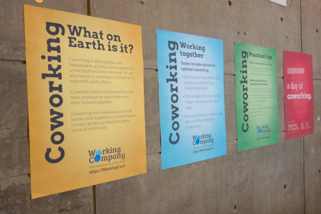 Working Company:  a coworking and community space in Ahmedabad