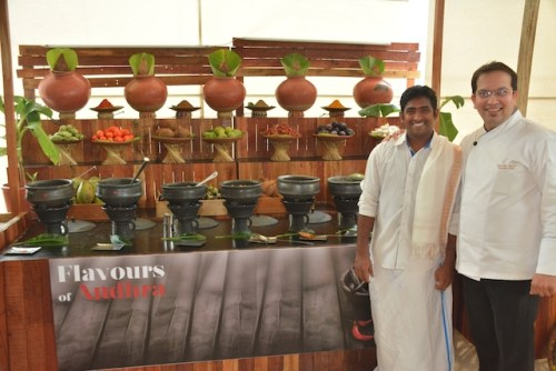 Andhra Food Festival at MoMo Cafe, Courtyard by Marriott, Ahmedabad