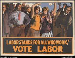 The Labor Party - our future depends on them (image by nla.gov.au)