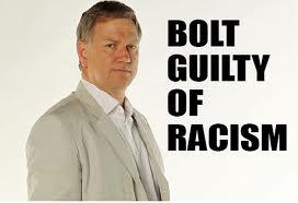 bolt racism
