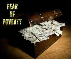 fear of poverty