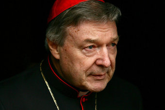 George Pell (image from abc.net.au)