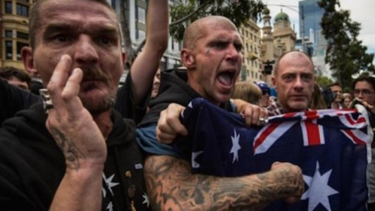 """""""I just want to support people who seek to defend our Australian way of life, our culture and our freedoms from the threat of radical Islam. I also support Australia's right to exile or deport traitors"""" – George Christensen about speaking at a Reclaim Australia rally"""