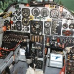 Cockpit of the X-29 (NASA photo)