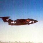 Grumman XF10F-1 Jaguar (BuNo 128311) in flight at Edwards Air Force Base (US Air Force photo)