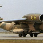 An An-72P of Russian Border Guards