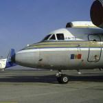 An An-72 (reg. number ER-AFJ) at Budapest, Hungary on February 15, 2001. (Media credit/Dietmar Schreiber)