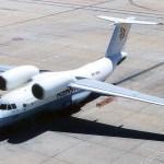 An-74 (reg. number ER-AEN) at Faro, Portugal in September 2000. (Media credit/Luis Rosa)