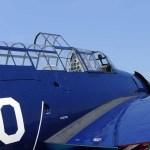 "A Grumman TBF ""Avenger"" torpedo bomber. The ""Avenger's"" first action was the Battle of Midway. (Air Cache photo/John M. Guilfoil)"