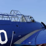 "A Grumman TBF ""Avenger"" torpedo bomber seen at the 2012 Great New England Airshow at Westover Air Reserve Base. Many were built by General Motors and were designated TBM instead. (Air Cache photo/John M. Guilfoil)"