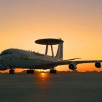 About 45 people deployed from Tinker Air Force Base, Okla., are working together at a forward-deployed location to ensure the E-3 Sentry, better known as the Airborne Warning and Control System aircraft or AWACS, is ready to launch within an hour if needed.