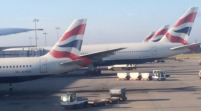 Review: British Airways World Traveler 777-200 Mumbai to London Heathrow