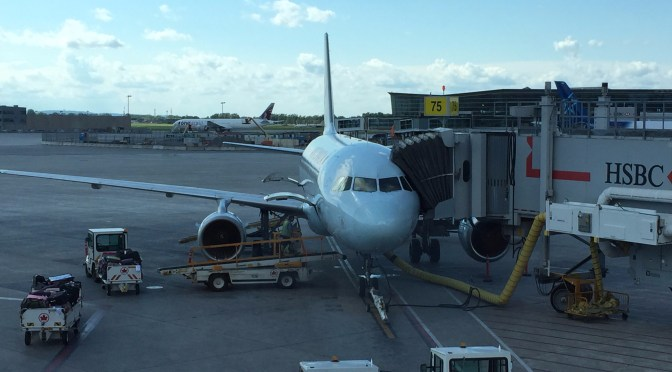 Review: Air Canada Economy A319-100 Montreal to Los Angeles