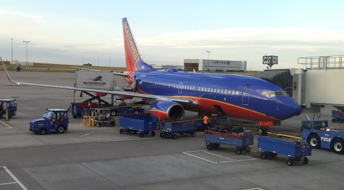 Review: Southwest Airlines 737-700 Economy Denver to Milwaukee