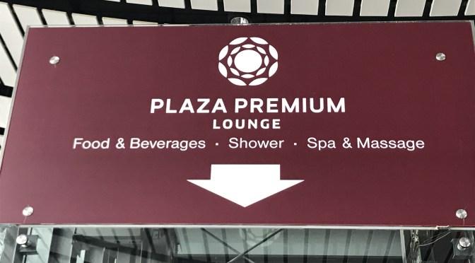 Review: Plaza Premium Lounge Hyderabad Domestic Terminal