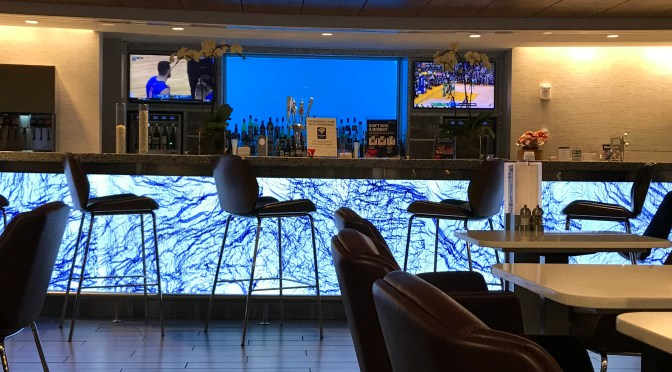 Review: Delta Sky Club Seattle Concourse A