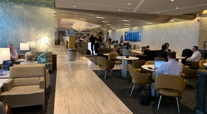 Review: United Club Lounge Chicago Concourse F