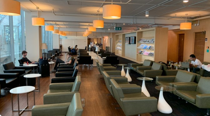Review: Miracle Business Class Lounge Concourse G Bangkok