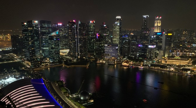 Trip Photos: 8 hours in Singapore