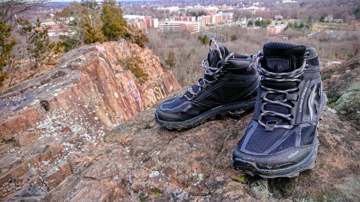 Altra Lone Peak 4 Mid Mesh Review -