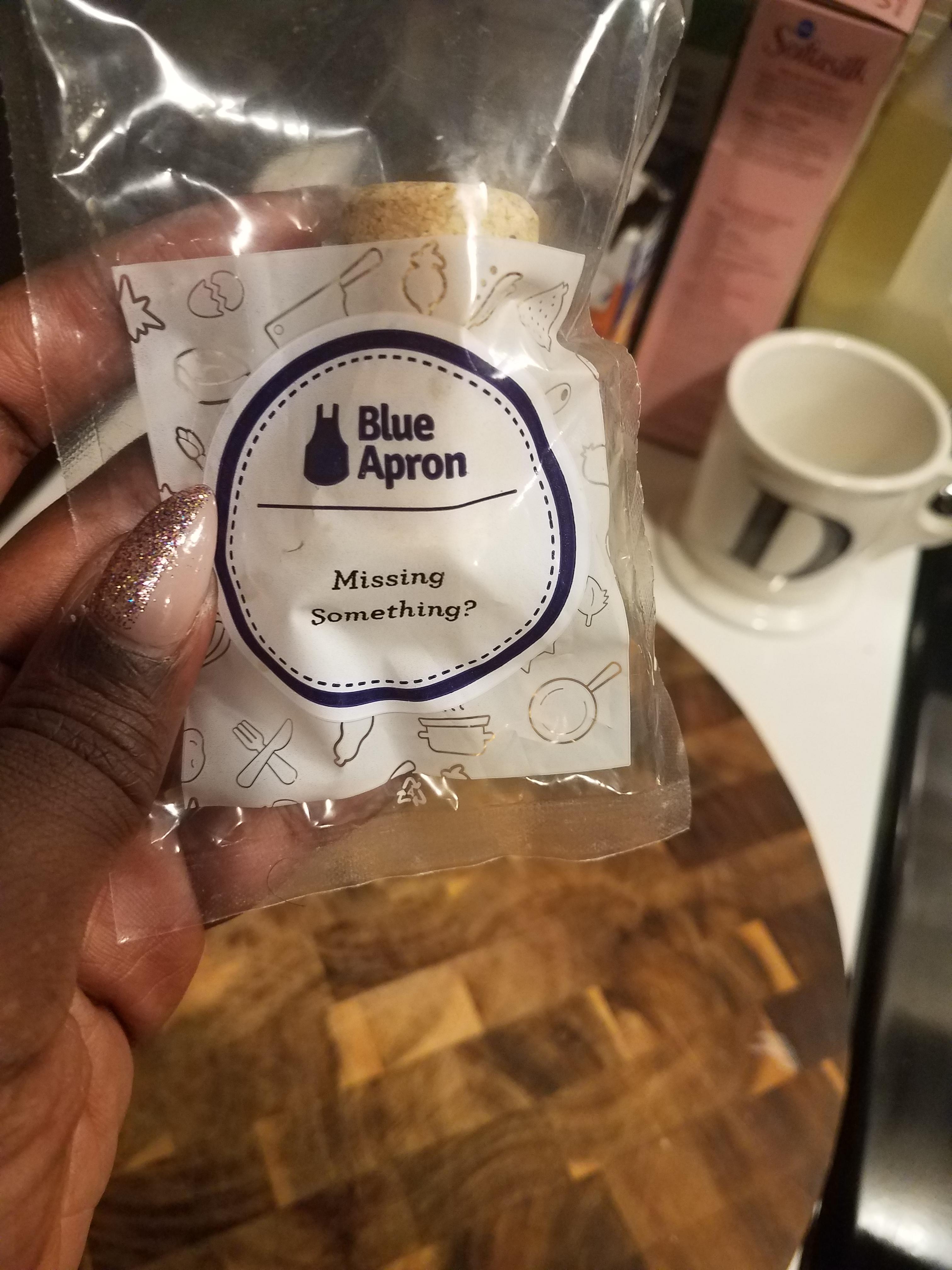 Blue apron missing ingredient - Blue Apron Missing Ingredient 64