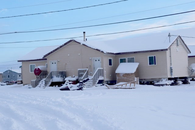 The Duplex In Which The Alaska Teacher has been a bad neighbor