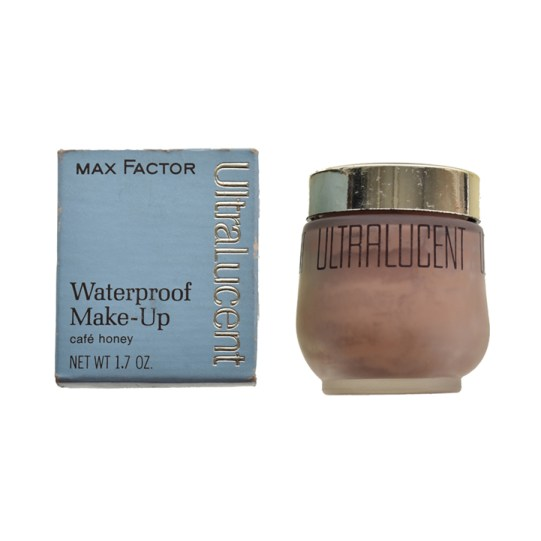 Max Factor Ultralucent Waterproof vintgae makeup